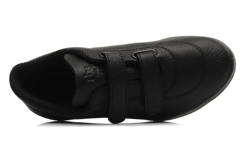 Sneaker TBS Easy Walk Biblio schwarz ansicht von links