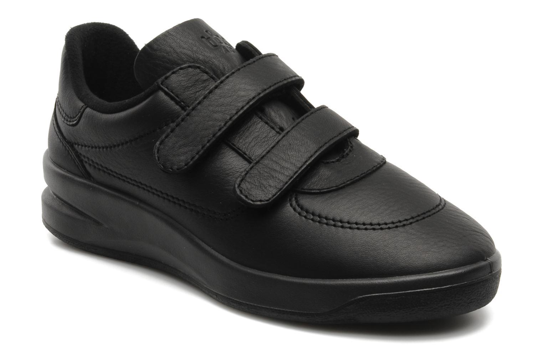 Sneakers TBS Easy Walk Biblio Sort detaljeret billede af skoene
