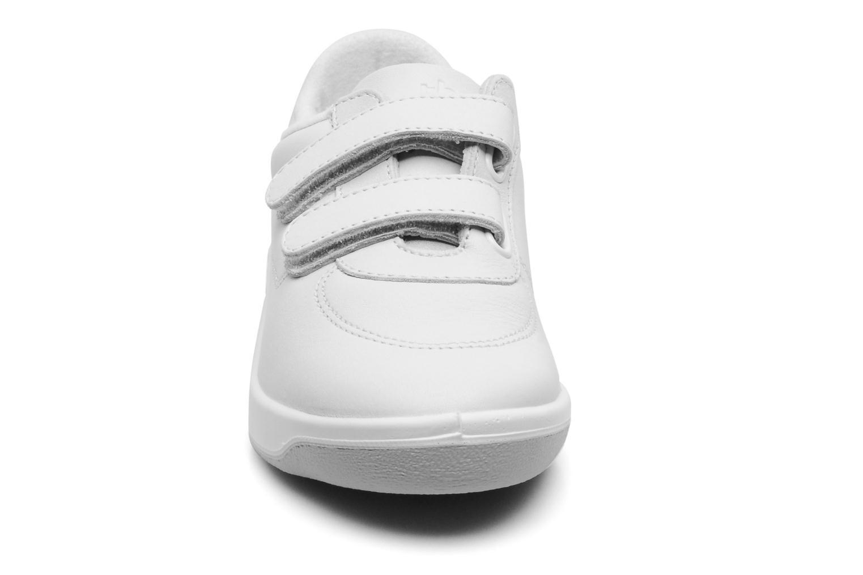 Baskets TBS Easy Walk Biblio Blanc vue portées chaussures
