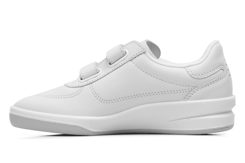 Sneakers TBS Easy Walk Biblio Hvid se forfra