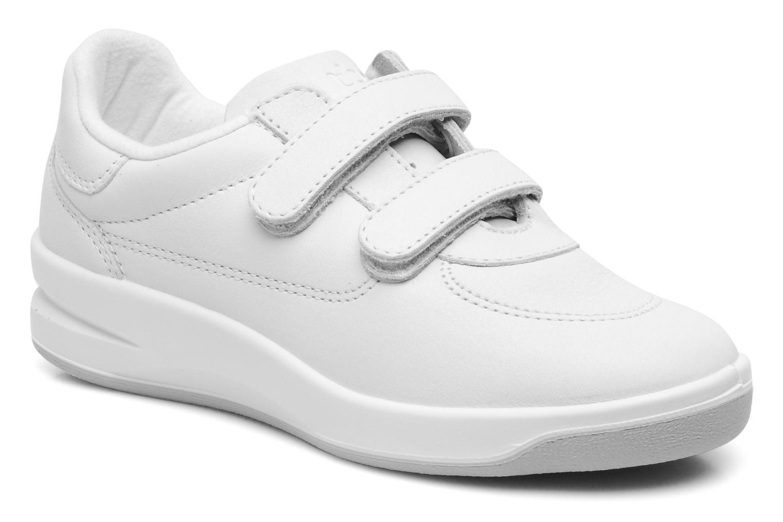 Sneakers TBS Easy Walk Biblio Vit detaljerad bild på paret