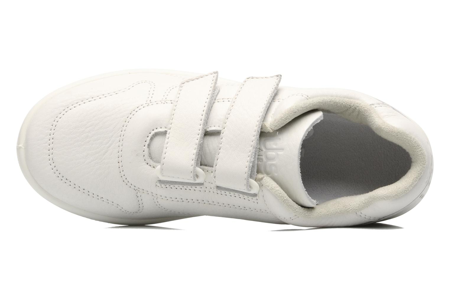 Trainers TBS Easy Walk Archer White view from the left