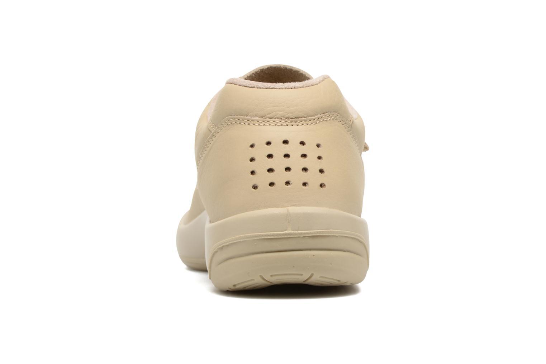 Sneakers TBS Easy Walk Archer Beige Bild från höger sidan