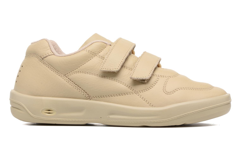 Sneakers TBS Easy Walk Archer Beige bild från baksidan