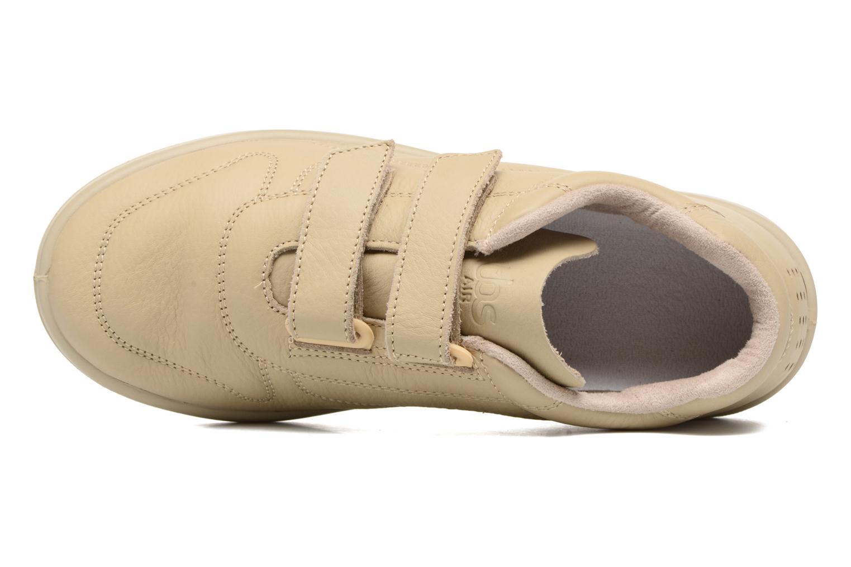 Sneakers TBS Easy Walk Archer Beige bild från vänster sidan