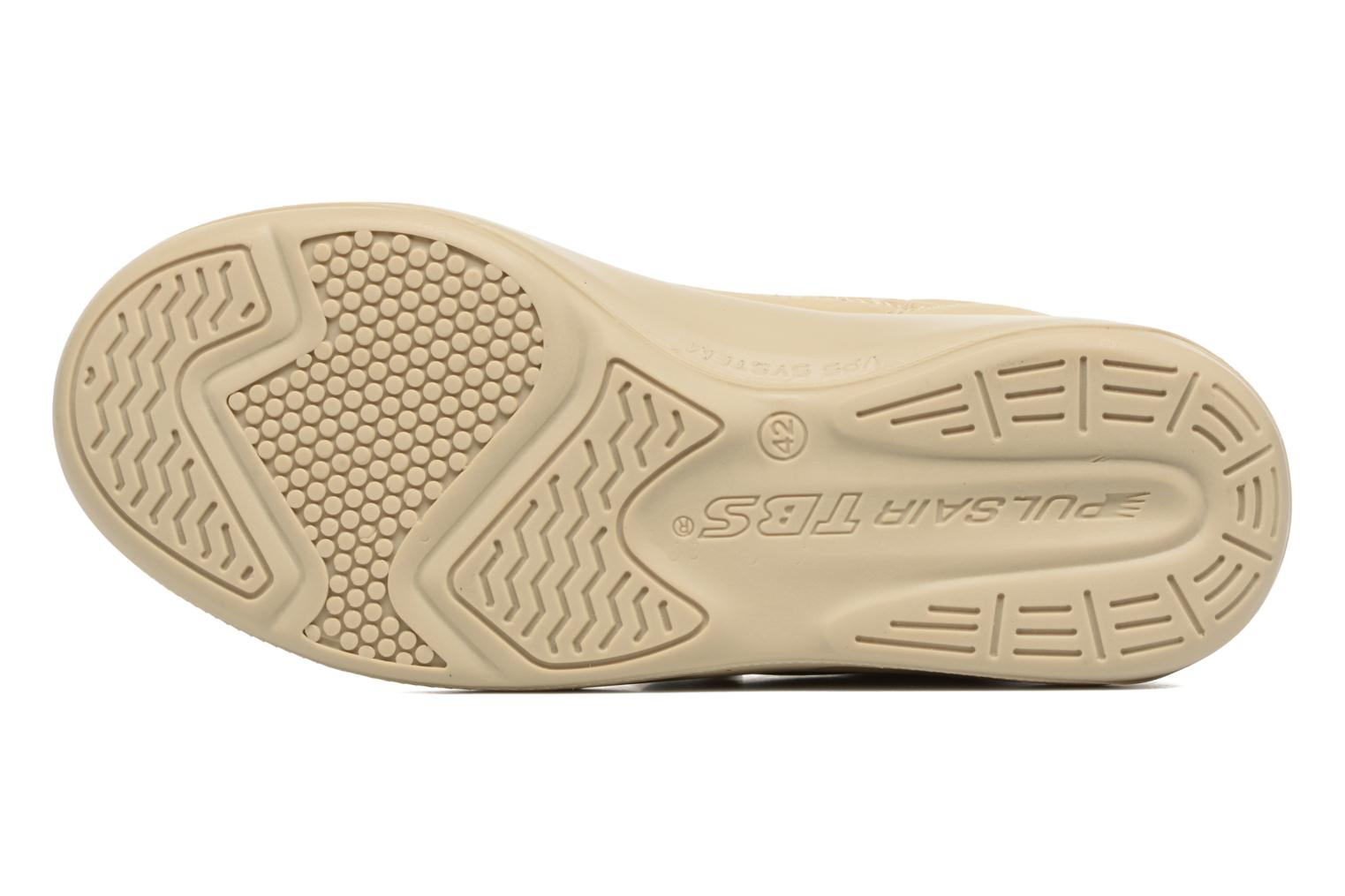 Trainers TBS Easy Walk Archer Beige view from above