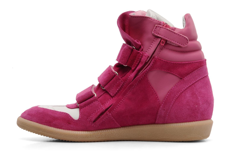 Sneakers Hip Blavia Roze voorkant