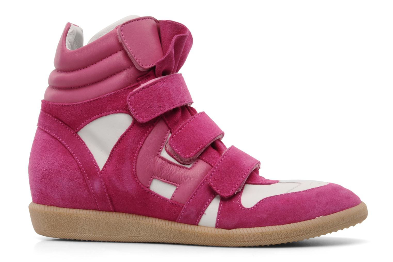 Sneakers Hip Blavia Roze achterkant