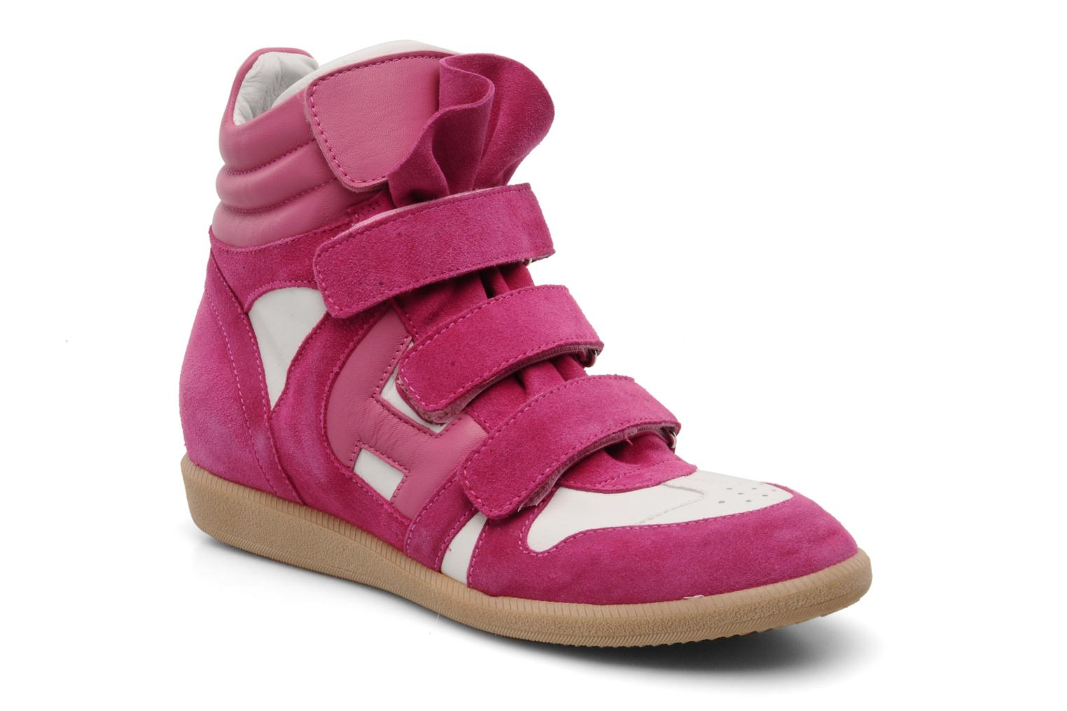 Sneakers Hip Blavia Roze detail