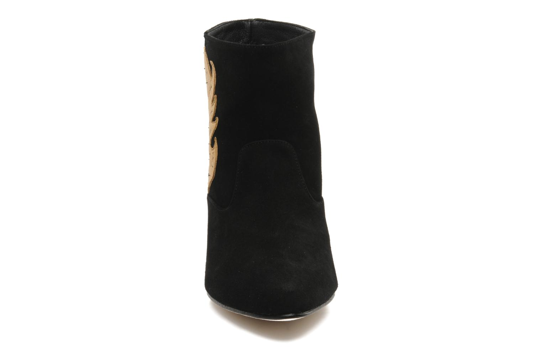 Bottines et boots Patricia Blanchet Leon Noir vue portées chaussures