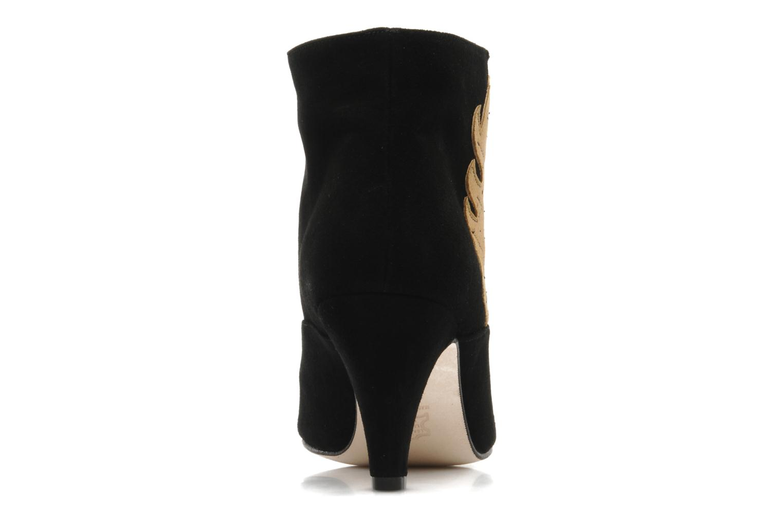 Bottines et boots Patricia Blanchet Leon Noir vue droite