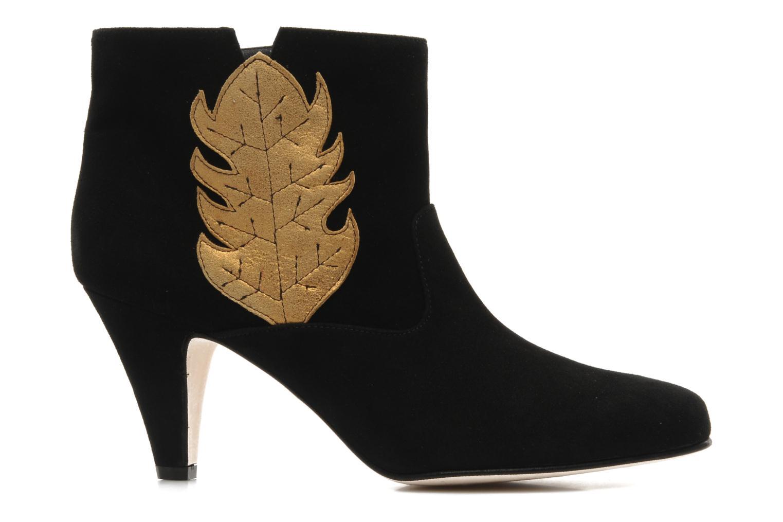 Bottines et boots Patricia Blanchet Leon Noir vue derrière