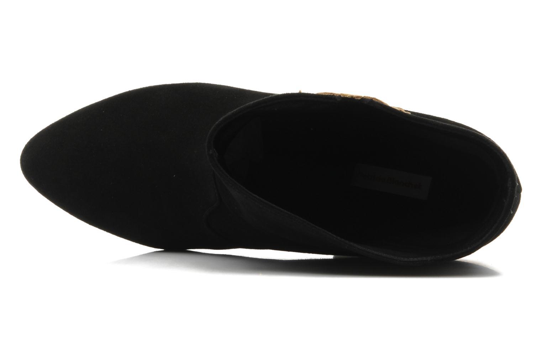 Bottines et boots Patricia Blanchet Leon Noir vue gauche