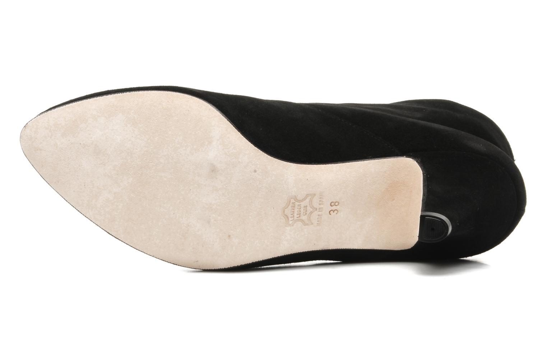 Bottines et boots Patricia Blanchet Leon Noir vue haut