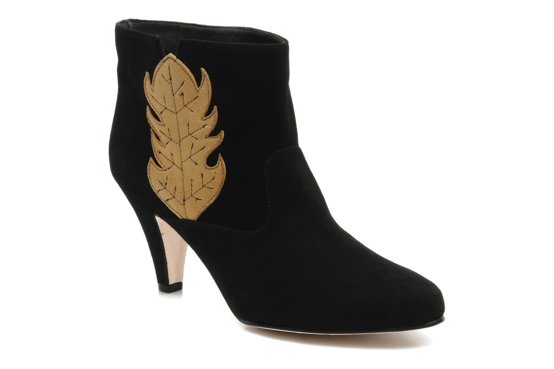 Bottines et boots Patricia Blanchet Leon Noir vue détail/paire