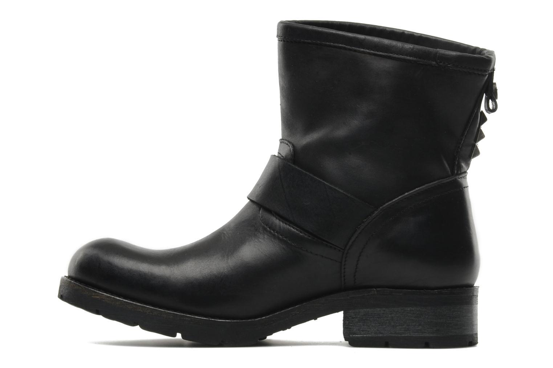 Boots en enkellaarsjes Koah Noise Zwart voorkant