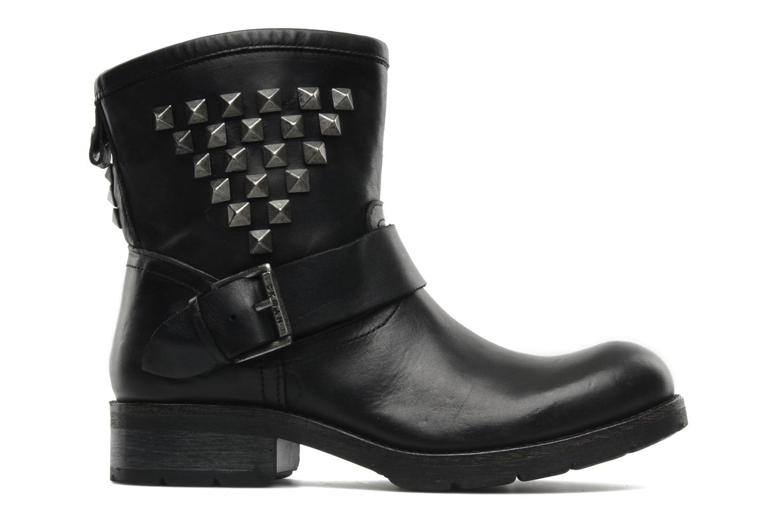 Boots en enkellaarsjes Koah Noise Zwart achterkant