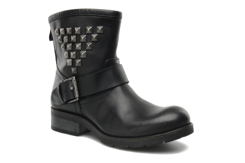 Boots en enkellaarsjes Koah Noise Zwart detail