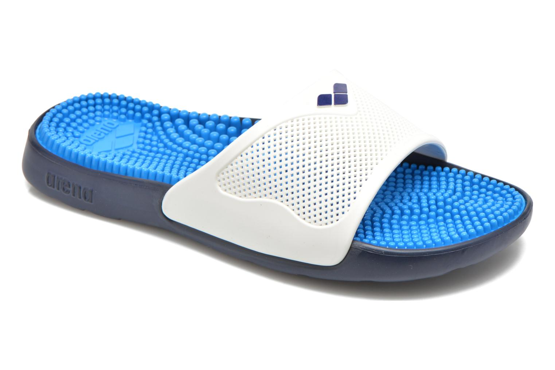Chaussures de sport Arena Marco x grip woman Blanc vue détail/paire