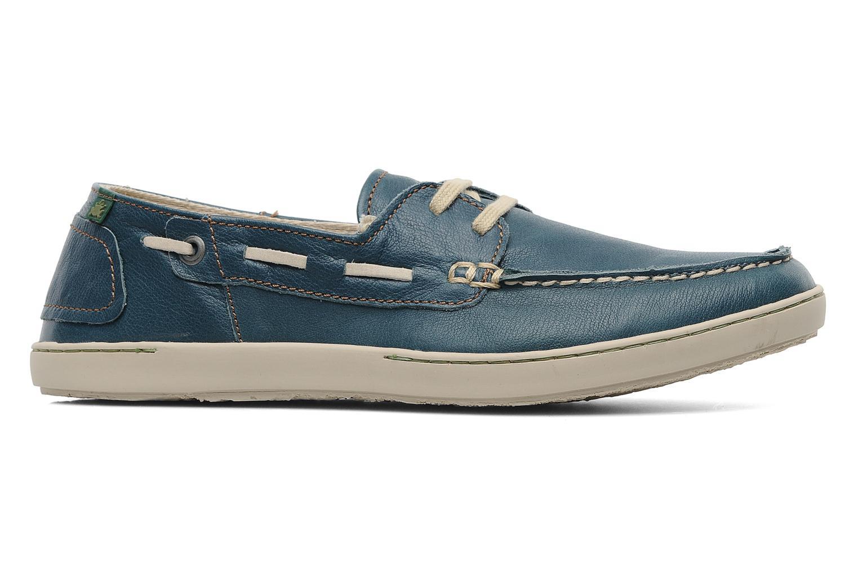 Chaussures à lacets El Naturalista Estratos No342 Bleu vue derrière