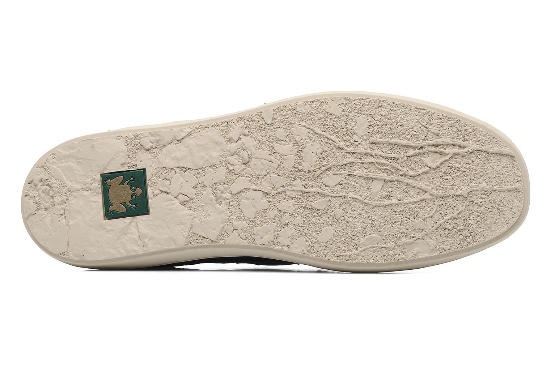 Chaussures à lacets El Naturalista Estratos No342 Bleu vue haut