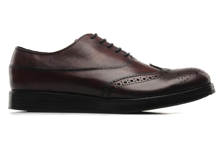 Chaussures à lacets Marc O'Polo Astriide Bordeaux vue derrière