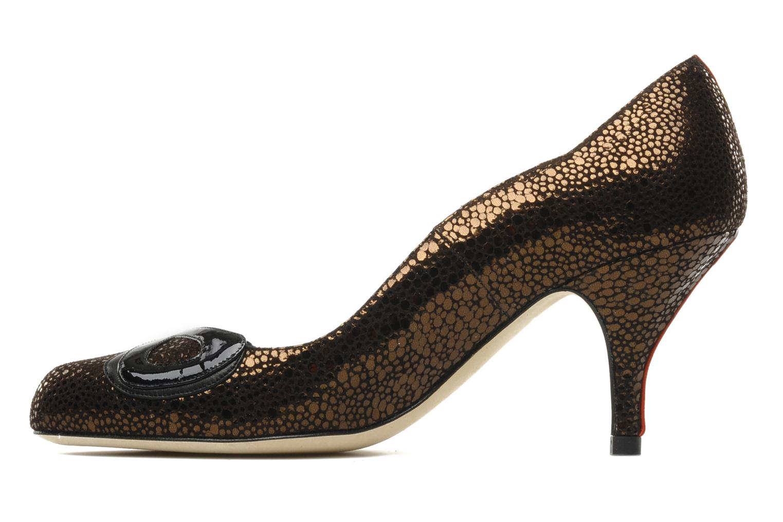 Pumps Fred Marzo Betty Bruin voorkant