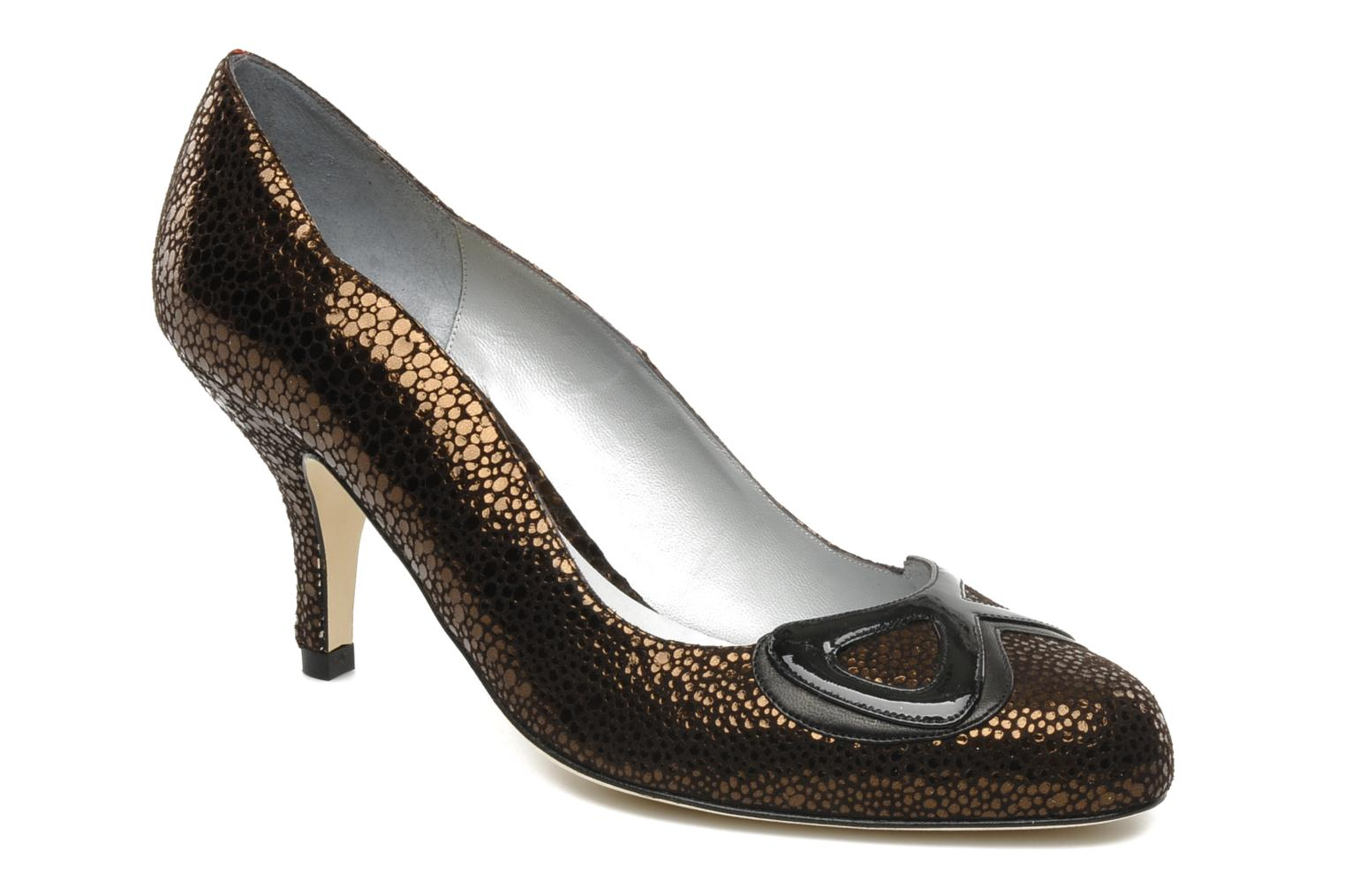 Pumps Fred Marzo Betty Bruin detail