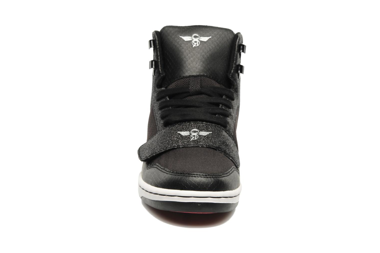 Baskets Creative Recreation W Cesario Noir vue portées chaussures