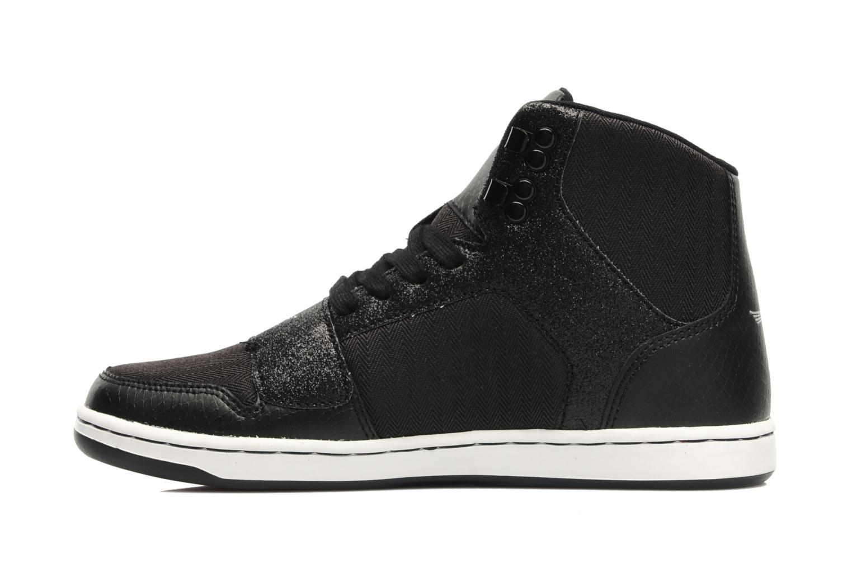 Sneaker Creative Recreation W Cesario schwarz ansicht von vorne