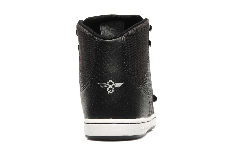 Sneaker Creative Recreation W Cesario schwarz ansicht von rechts