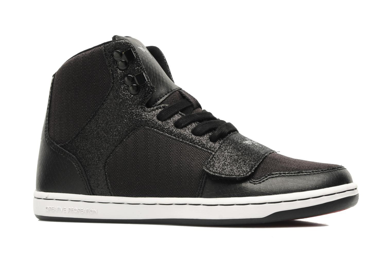 Sneaker Creative Recreation W Cesario schwarz ansicht von hinten