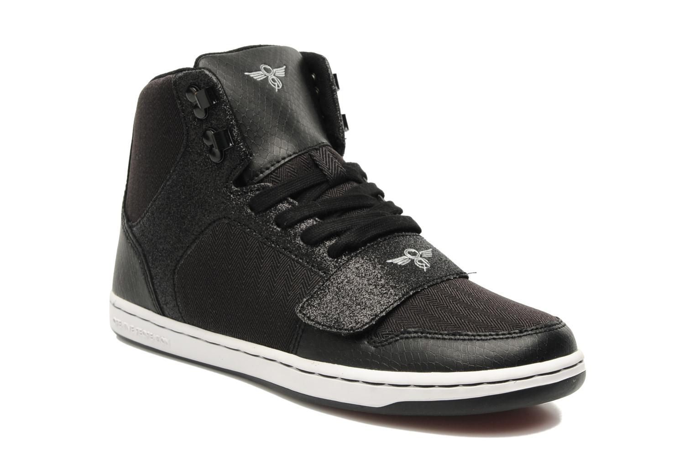 Sneaker Creative Recreation W Cesario schwarz detaillierte ansicht/modell
