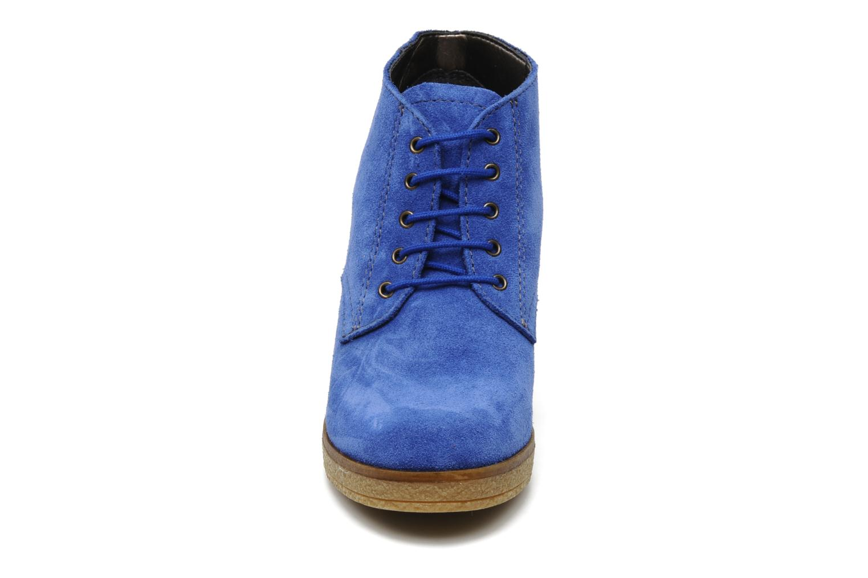 Ankle boots Esprit Mariella Lu Bootie Blue model view