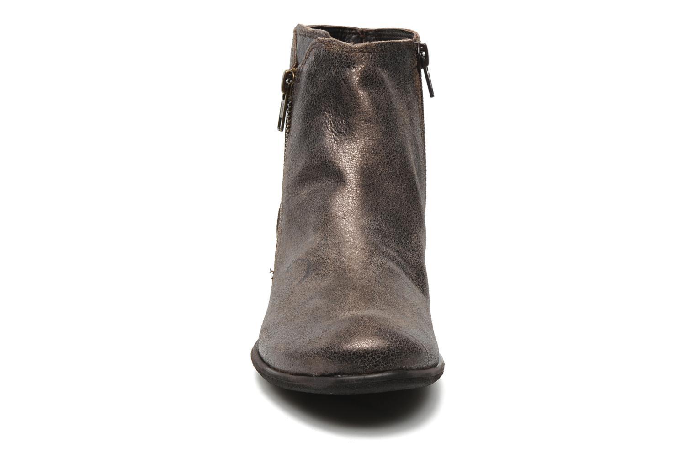 Boots en enkellaarsjes Khrio Nuccia Goud en brons model