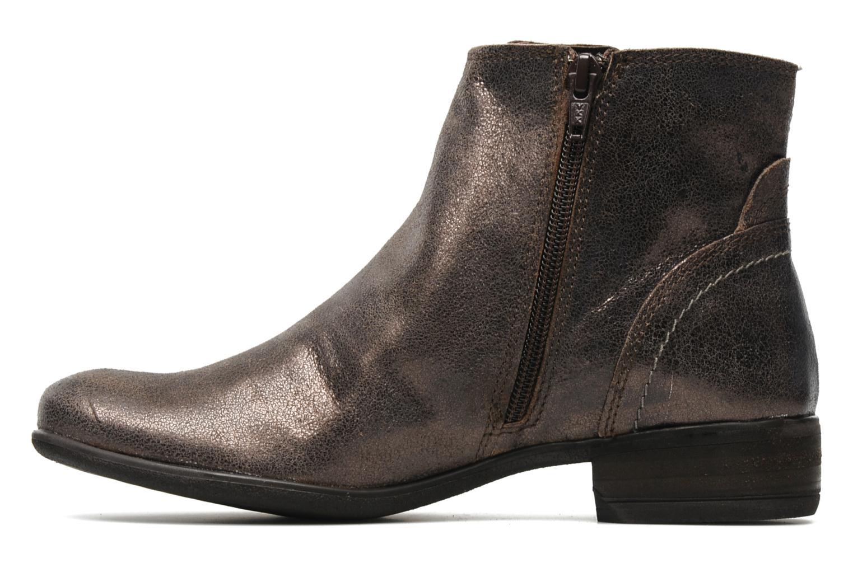 Boots en enkellaarsjes Khrio Nuccia Goud en brons voorkant
