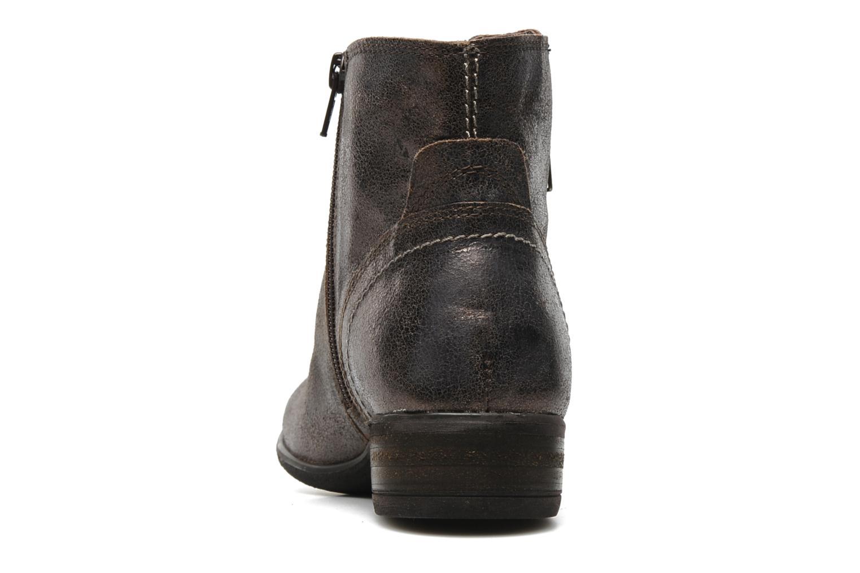 Boots en enkellaarsjes Khrio Nuccia Goud en brons rechts