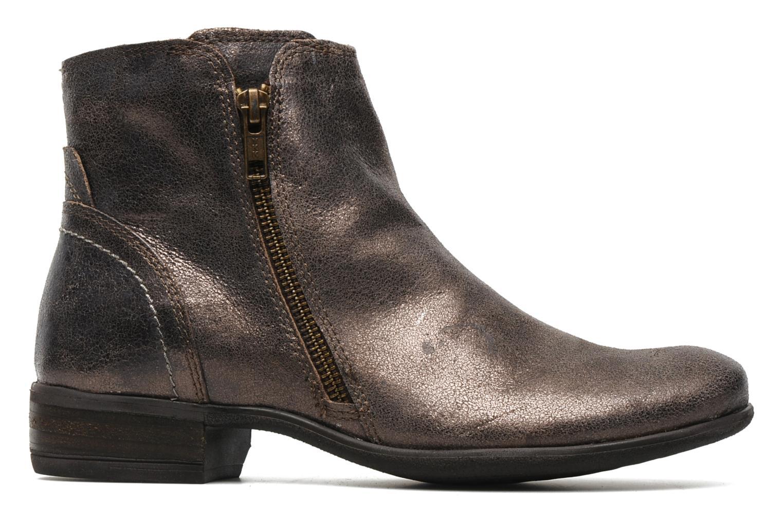 Boots en enkellaarsjes Khrio Nuccia Goud en brons achterkant