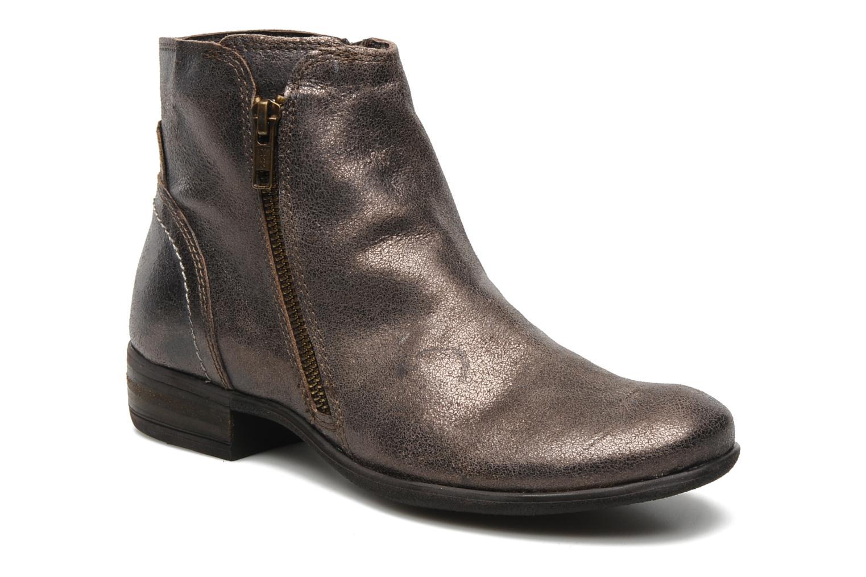 Boots en enkellaarsjes Khrio Nuccia Goud en brons detail