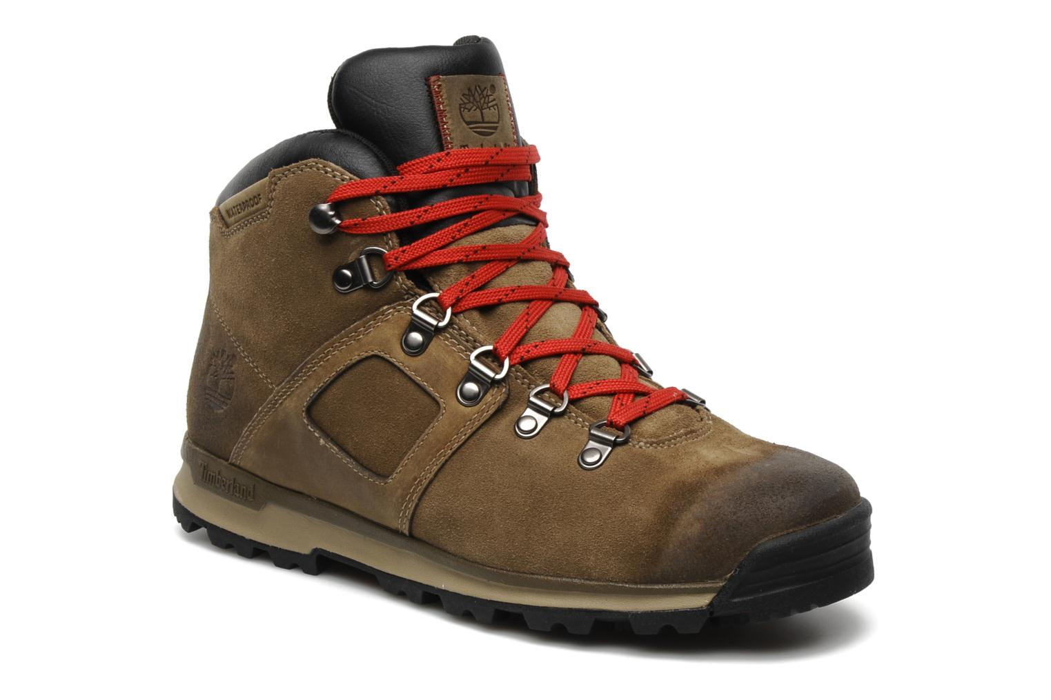 Chaussures Timberland Bousculade Gt Pour Les Hommes - Brown 0Fvr8wl