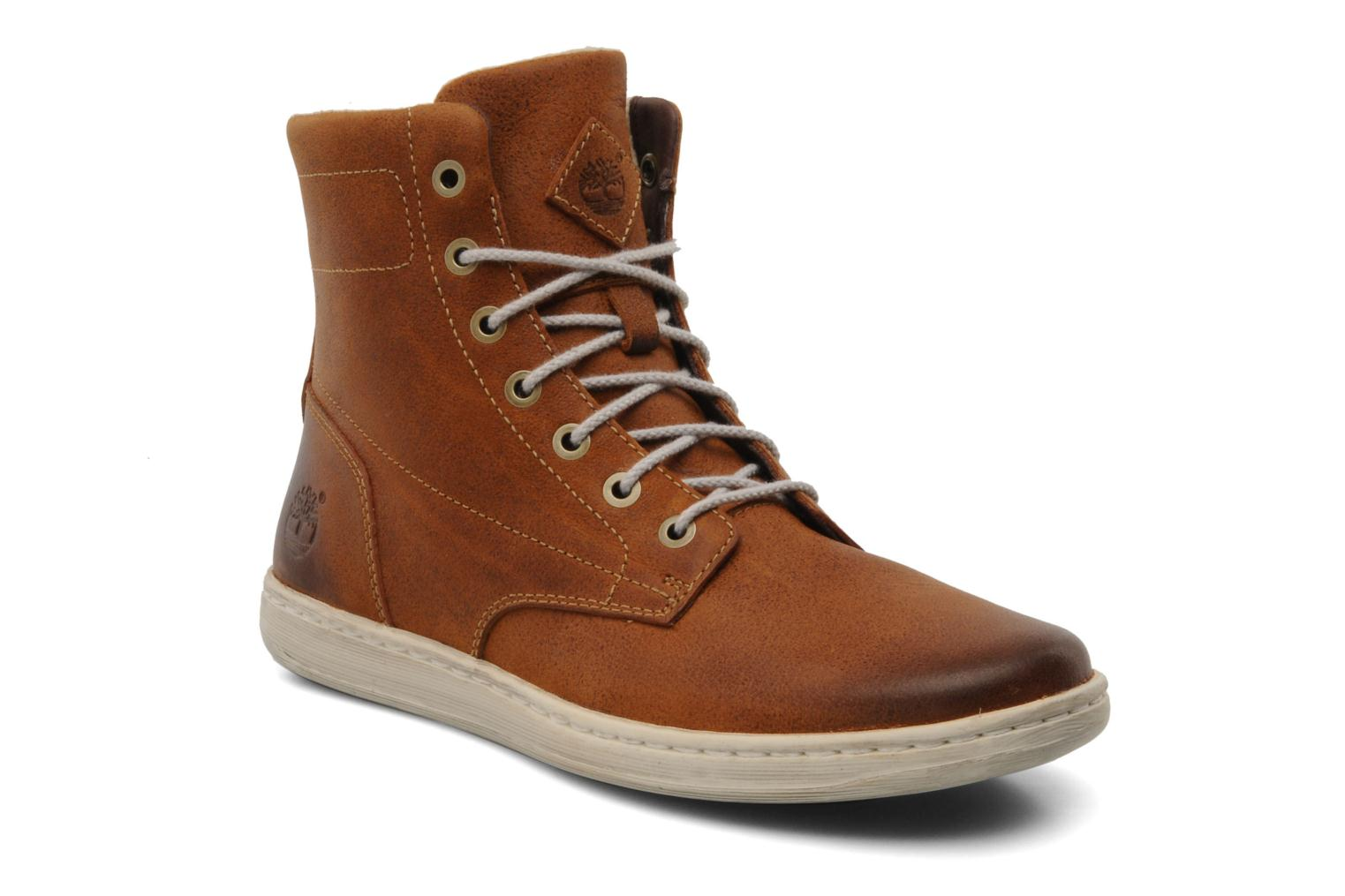 Earthkeepers Hookset Premium WL Boot Light Brown Explorer
