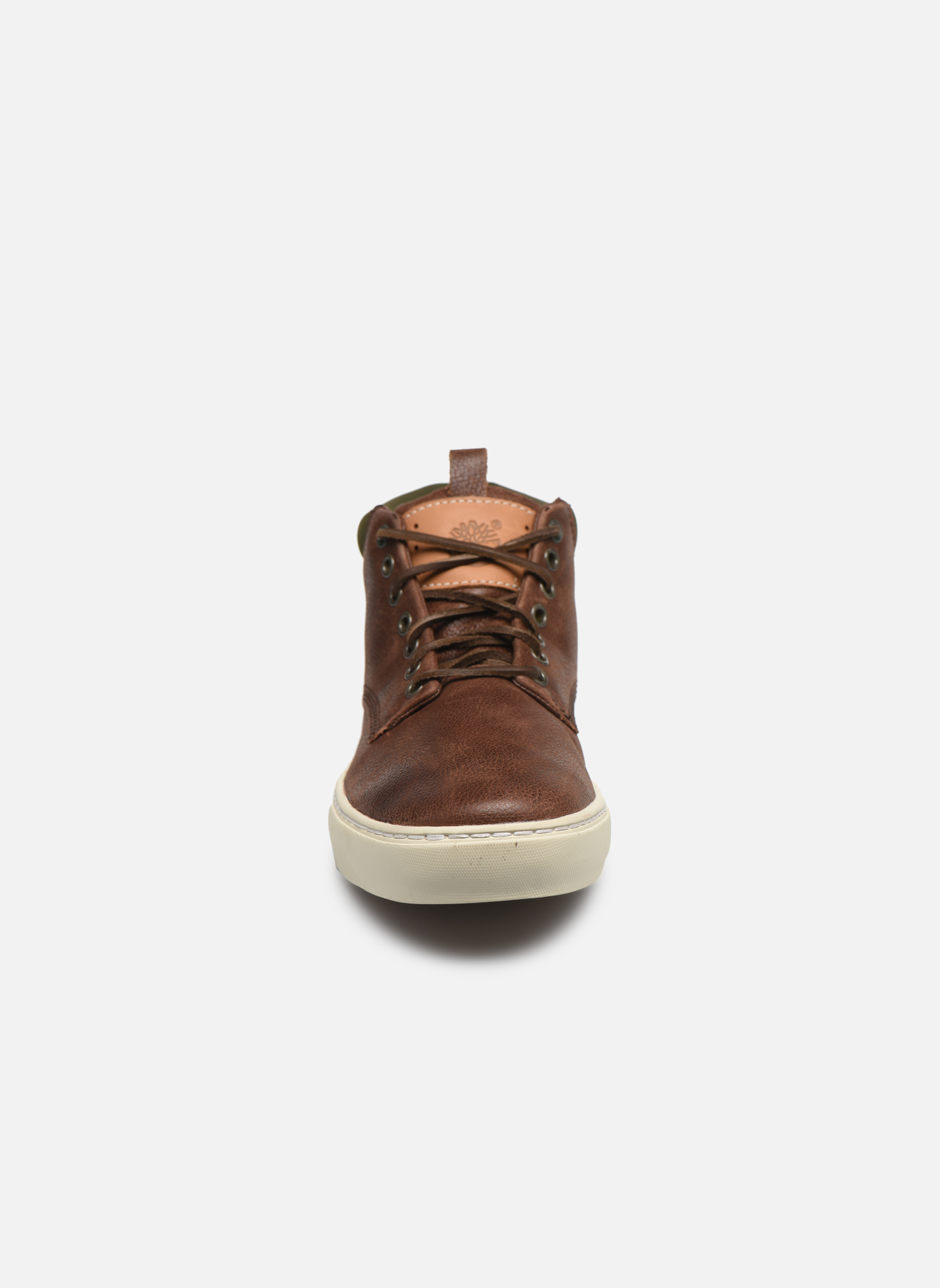 Baskets Timberland Earthkeepers 2.0 Cupsole Chukka Marron vue portées chaussures