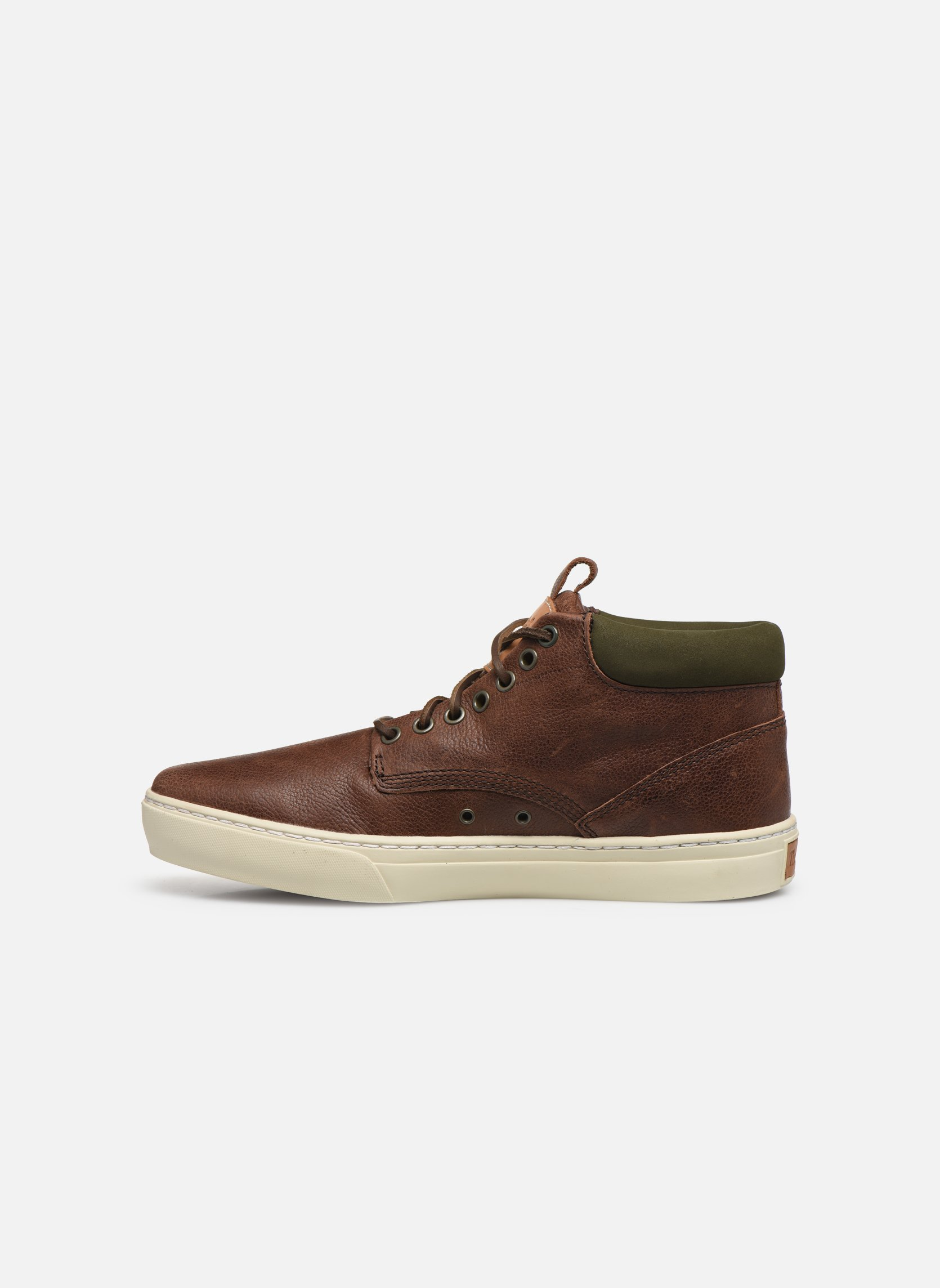 Earthkeepers 2.0 Cupsole Chukka Brown Full-Grain
