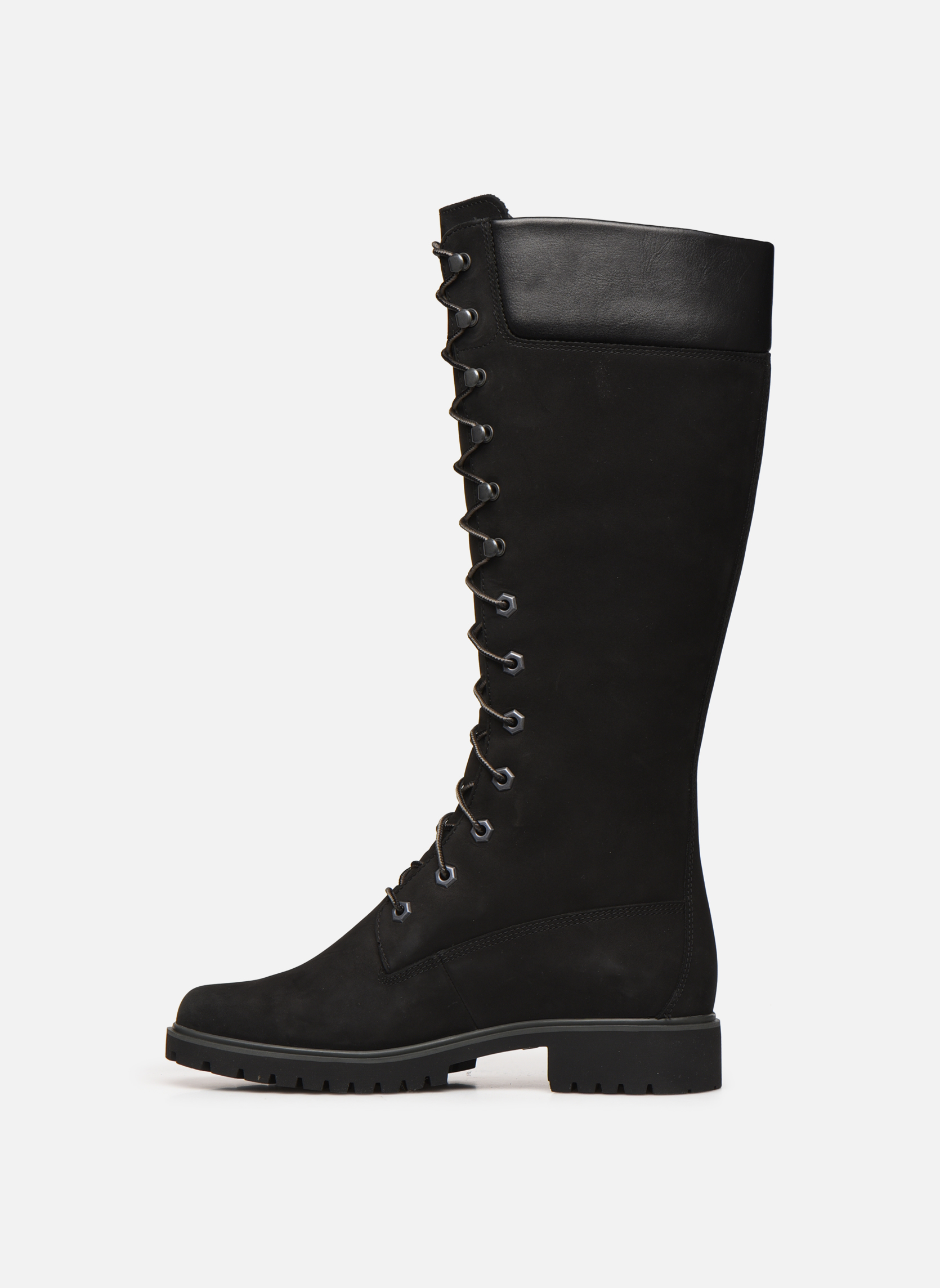 Boots & wellies Timberland Women's Premium 14 inch Black front view