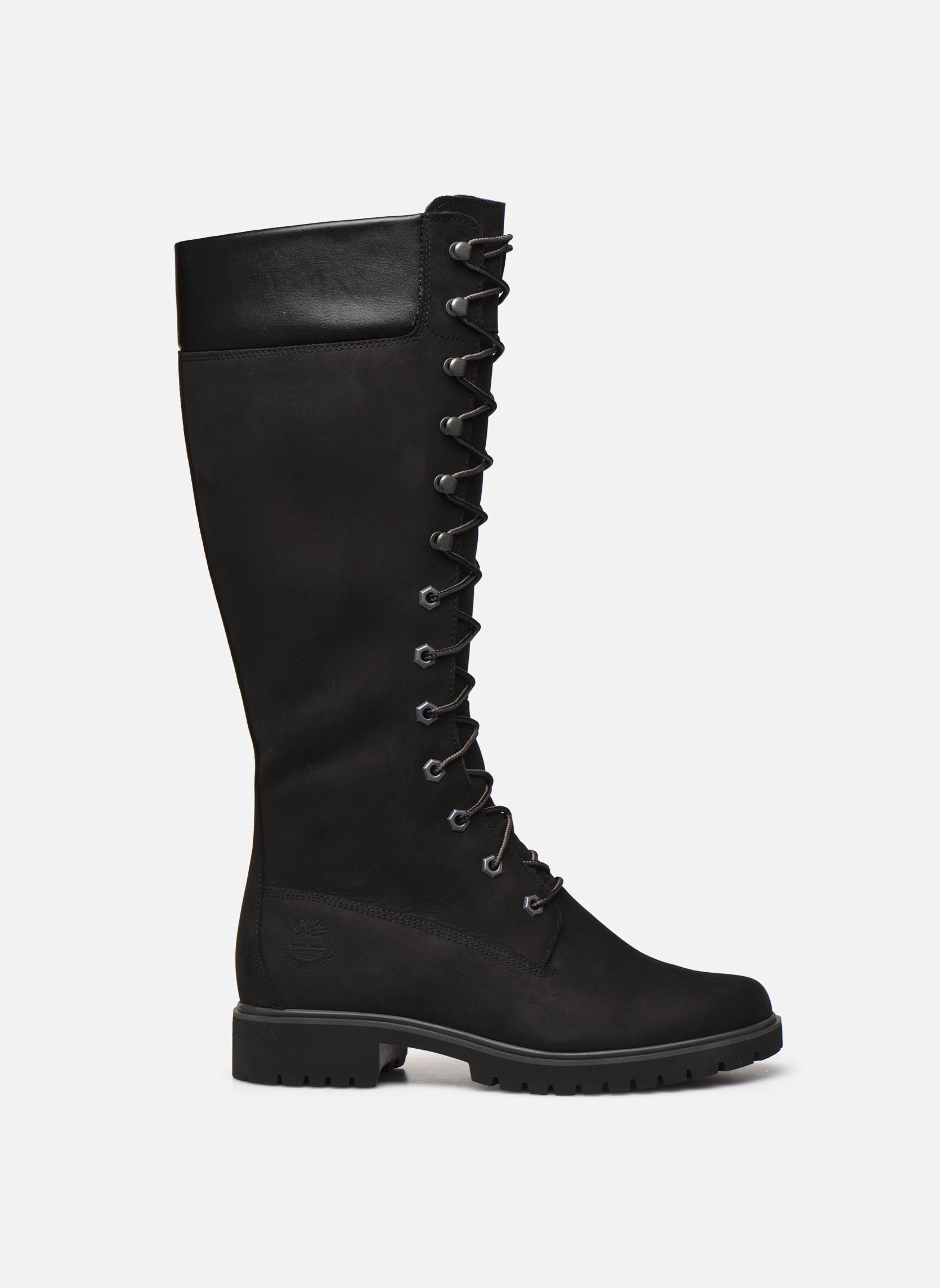 Stiefel Timberland Women's Premium 14 inch schwarz ansicht von hinten