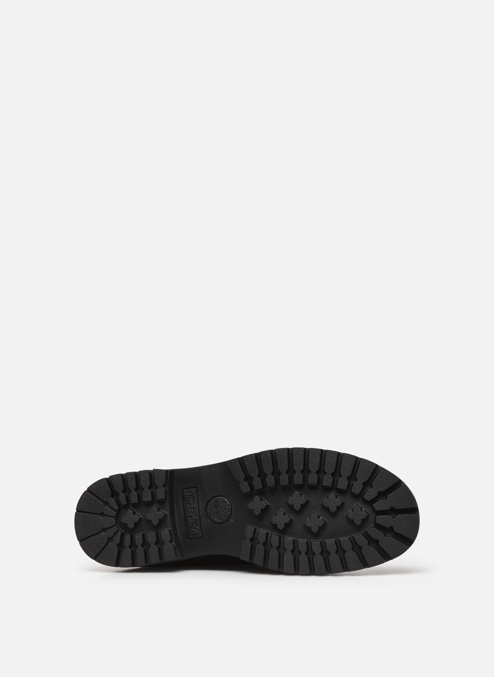 Stiefel Timberland Women's Premium 14 inch schwarz ansicht von oben