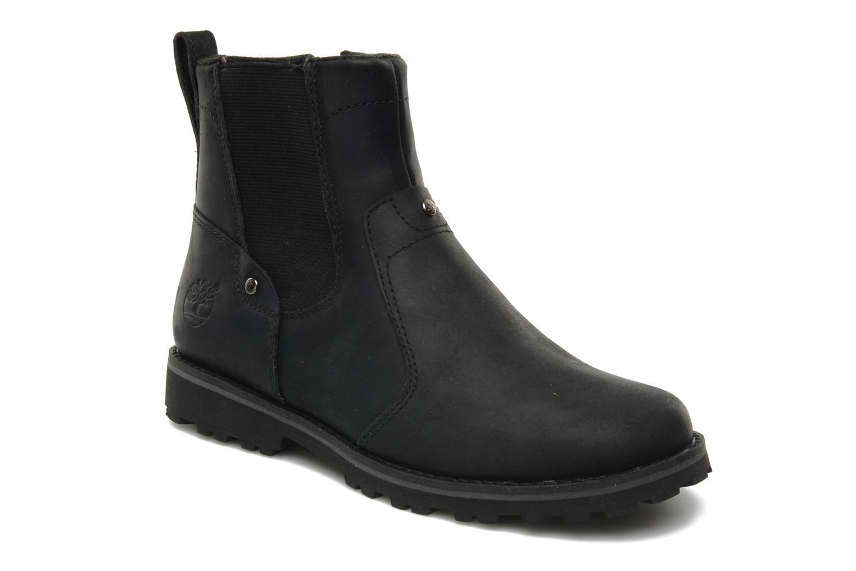 Stiefeletten & Boots Timberland Chelsea Kid schwarz detaillierte ansicht/modell