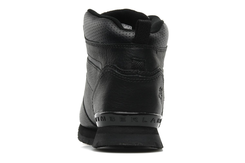 Stiefeletten & Boots Timberland Splitrock 2 Kid schwarz ansicht von rechts