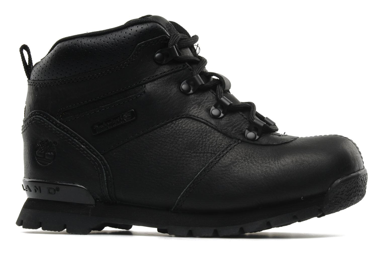 Stiefeletten & Boots Timberland Splitrock 2 Kid schwarz ansicht von hinten