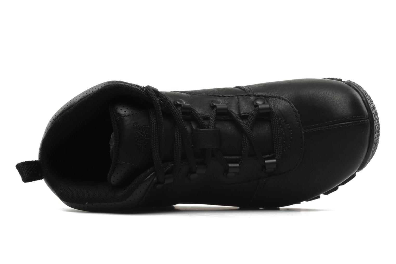 Stiefeletten & Boots Timberland Splitrock 2 Kid schwarz ansicht von links